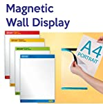 Ultimate Magnetic Wall Display provides the neatest and most practical display solution on the market; allowing you to create a display on almost any smooth surface in seconds. Documents, signs and posters can be exchanged very quickly which means yo...