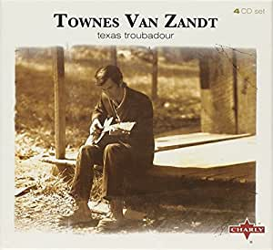 Texas Troubadour ( 4 Cd Box Set )