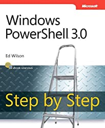 Windows PowerShell 3.0 (Step By Step)