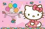 Hello Kitty Balloons Placemat