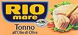 Rio Mare - Tonno, All'Olio di Oliva - 2 confezioni da 2 pezzi da 160 g [4 pezzi, 640 g]