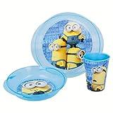 Boyz Toys st4323Micro Set–Minions, Blau