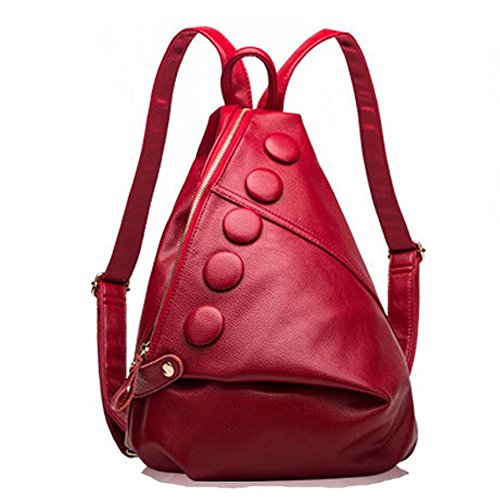 Eysee - Borsa a Zainetto donna Wine red