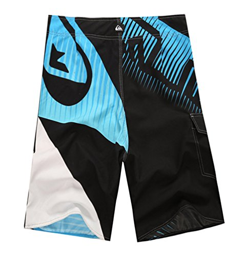 2654e87ccfba82 CHENGYANG Homme Boardshorts Maillot de bain Plage Shorts Anti UV ...