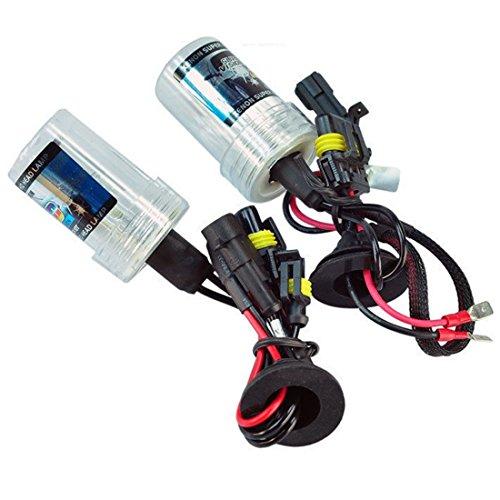 Kit de Bombilla de xenón H1,LED, HID, doble, 12V, 35W y 6000K