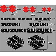 Ecoshirt 41-DOK2-UC4J Pegatinas Moto Rgsx Suzuki R170 Stickers Aufkleber Decals Autocollants Adesivi