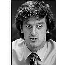 Vintage photo of Portrait of Richard Cohen.