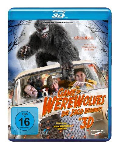 Bild von Game of Werewolves - Die Jagd beginnt! [Blu-ray 3D]