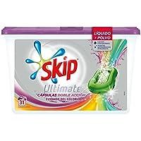 Skip Ultimate Doble Acción Color Detergente Cápsulas - 31 lavados