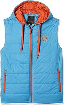Indigo Nation Men's Jacket (8907372611730_1IJ0646146_46/XXL_Blue)