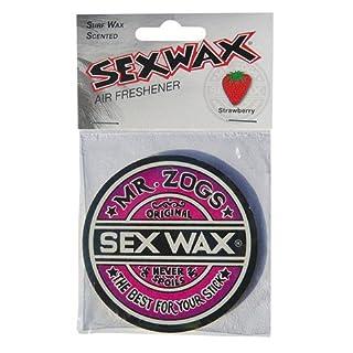 Sex Wax Strawberry Air Freshener