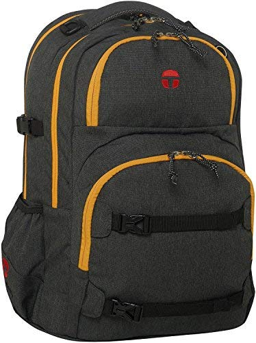 Take It Easy Schulrucksack OSLO-FLEX Nero 561002 nero
