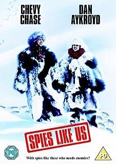 Spies Like Us [DVD] [1985] (B000FIH68G) | Amazon price tracker / tracking, Amazon price history charts, Amazon price watches, Amazon price drop alerts