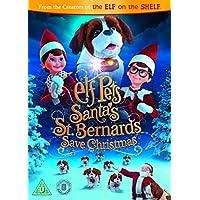 Elf Pets: Santas St Bernards Save Christmas
