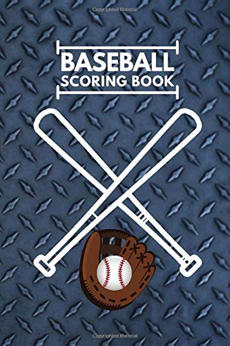Baseball scoring Book: Professional Baseball Scoring Sheet, Score Sheet Notebook for Outdoor Games, Gifts for Game Records, Game lovers, Friends and ... with 110 Pages. (Baseball Scorebook, Band 1)