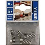 Unitec Feinsicherung-Set 250 V, 5 x 20 mm, 47272