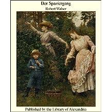 Der Spaziergang (German Edition)