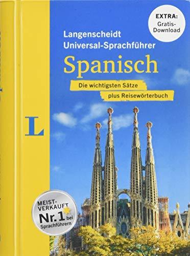 Langenscheidt Universal-Sprachführer Spanisch - Buch inklusive E-Book zum Thema