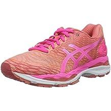 Asics W S Gel-Nimbus 18, Zapatillas de Running Para Mujer
