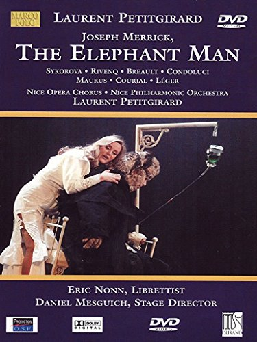 Petitgirard, Laurent - Joseph Merrick, the Elephant Man (NTSC)