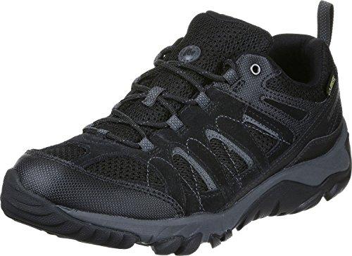 Merrel OUTMOST VENT GTX - Zapatillas de trekking, Hombre, Negro - (BLACK)