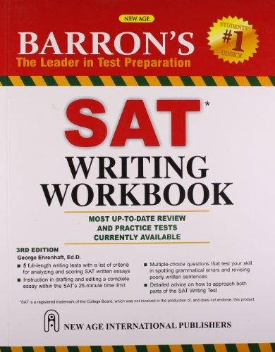Barrons SAT Writing Workbook