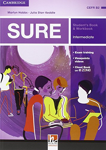 sure-intermediate-students-book-workbook-con-e-book-con-espansione-online-per-le-scuole-superiori