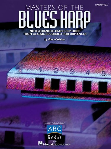 masters-of-the-blues-harp-note-for-note-transcriptions-from-classic-recorded-performances