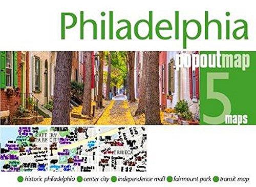 Philadelphia Double. popoutmap (Popout Maps)