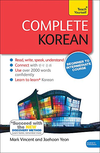 Complete Korean Beginner to Intermediate Course (Teach Yourself Complete Course) por Mark Vincent