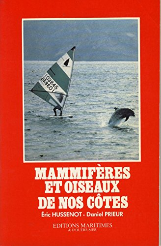 Mammifères et oiseaux de nos côtes