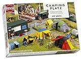 Busch Campingplatz-Set H0 6044