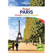 Lonely Planet Pocket Paris [Lingua Inglese]
