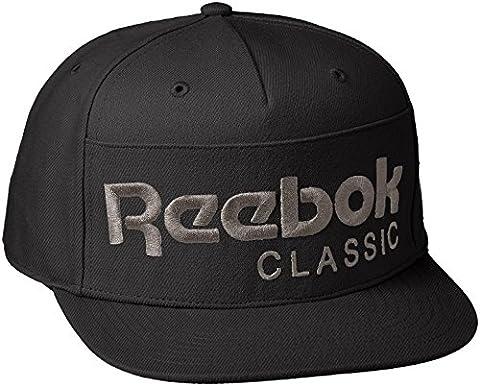 Reebok Men Caps / Snapback Cap Foundation black Adjustable