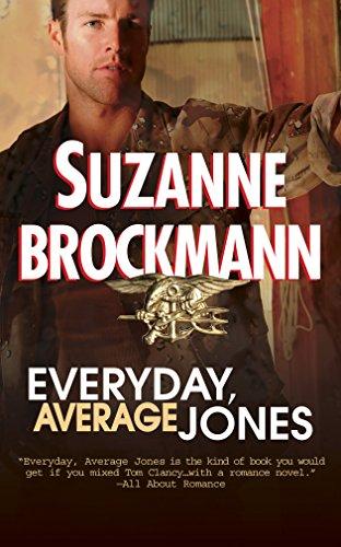 Everyday, Average Jones (Tall, Dark and Dangerous, Band 4)