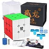 Coogam Moyu Weilong GTS3 M 3X3 Geschwindigkeits Würfel Stickerless Moyu Weilong GTS V3 M 3X3X3 Magnetischer Magischer Würfel Puzzle GTS3M