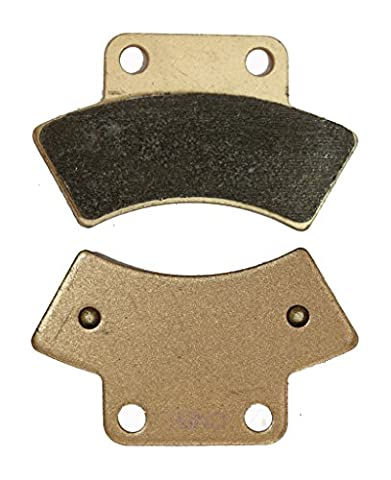 R¨¹ckseite Sintering Double-H Bremse Padfit for POLARIS ATV 250 Trail Boss 91 92 93 94 95 96 97 98 99 1991 1992 1993 1994 1995 1996 1997 1998 1999 1 Pair(2 Pads)
