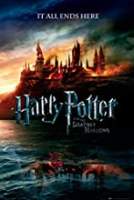 GB eye LTD, Harry Potter 7, Teaser, Maxi Poster, 61 x 91,5 cm