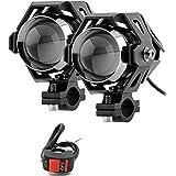 R.J.VON U5 LED Super Bright Sport Beam Light Fog Lamp ( Set of 2)