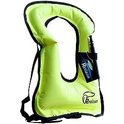 Rrtizan Adulte Unisexe Portable gonflable Tuba Gilet pour la plongée en toute sécurité …