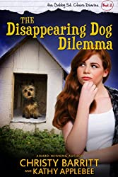 The Disappearing Dog Dilemma (The Gabby St. Claire Diaries Book 2) (English Edition)