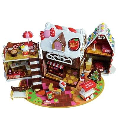 Pazapa BJ214074 - Casa de chocolate de juguete, diseño de Hello Kitty por Pazapa