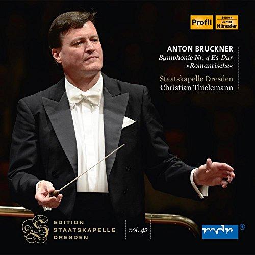 Staatskapelle Dresden Vol.42;  Bruckner: Symphonie Nr.4
