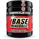 BASE MINERALS | 500g Basenpulver | Basische Mineralien | Organische Citrate |...