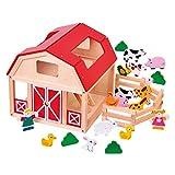 BINO 82221 - Bauernhof, Verschiedene Spielwaren