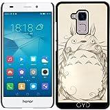 Coque pour Huawei Honor 5C - créature poétique by LouJah