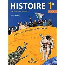 Histoire 1re grand format : Questions pour comprendre le XXe siècle