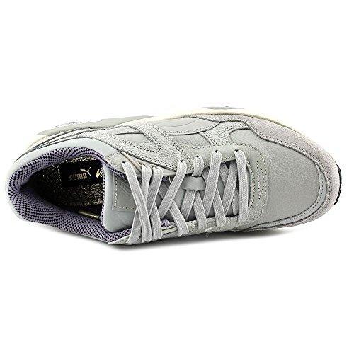 Puma x Vashtie R698 Cuir Baskets Gray Violet