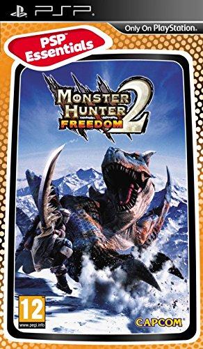 Monster Hunter Freedom 2 Essentials