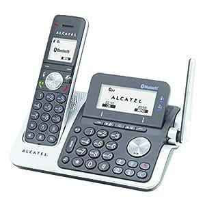 Alcatel XP2050 Téléphone numérique sans fil Bluetooth Noir
